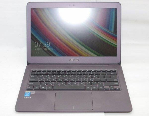 高續航、高解析的輕薄筆電, Asus ZenBook UX305 動手玩 – mac改win7