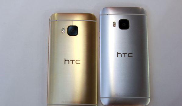 人氣爆夯!HTC One M9 耀眼金春電展實機動眼看 – mac改win7