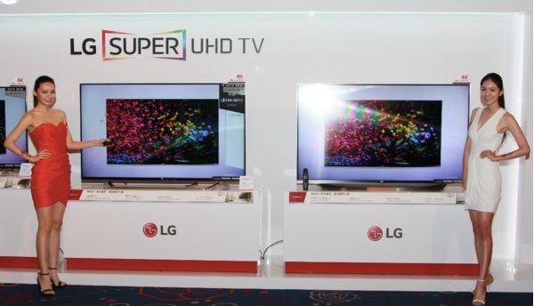 目標挑戰銷售第一!LG 全新Super 4K電視進軍台灣 – 掃毒 解毒 救資料