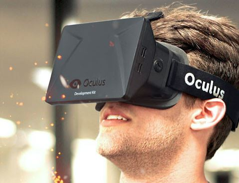 Oculus 宣布虛擬實境裝置 Rift 於 2016 年初上市 – 筆電NB維修重灌