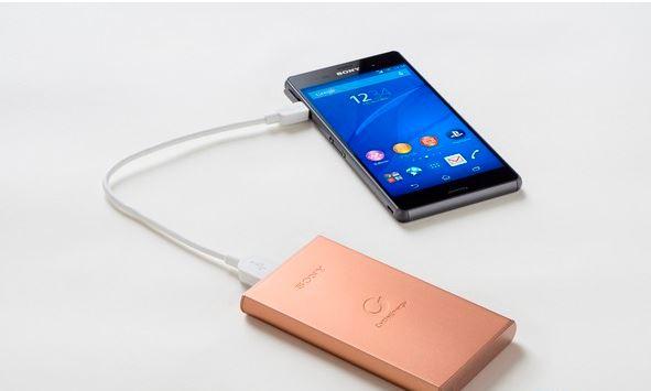 Sony 推出 5,000mAh 鋁合金 CP-S5 行動電源 – 掃毒 解毒 救資料
