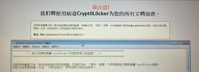 Crypt0L0cker移除, Crypt0L0cker解密, Crypt0L0cker解毒, Crypt0L0cker中毒, Crypt0L0cker病毒