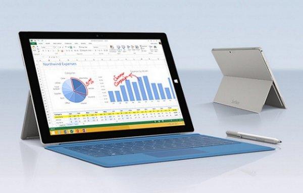 力拼 iPad Air 2!微軟Surface 3上市購機送Office 365 – 電腦重灌xp win7 win8