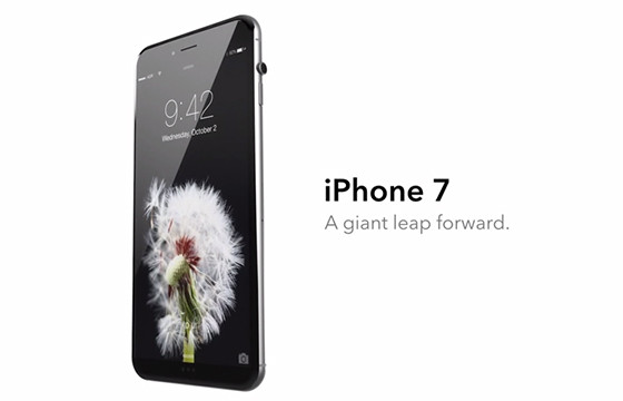 iPhone 7概念影片又一發 Home鍵消失啦 – 電腦重灌xp win7 win8