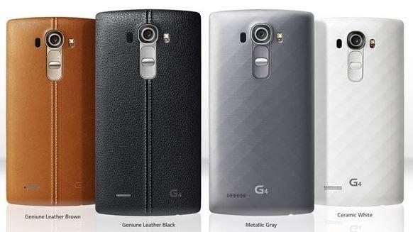 皮革背蓋、2K 螢幕的機皇 LG G4 確認 5 月 19 日登台 – mac改win7