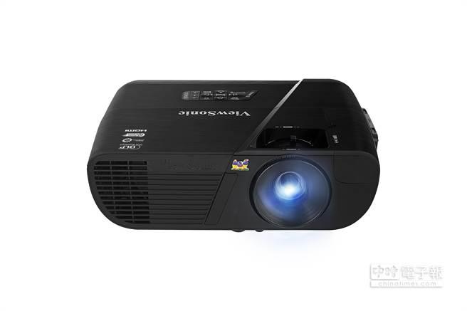 瞄準簡報市場 ViewSonic推出3款光艦投影機-筆電NB維修重灌